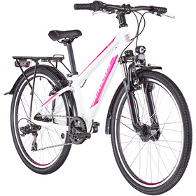 "Serious Rockville Street 24"", white/pink"